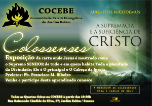 colossenses COCEBE